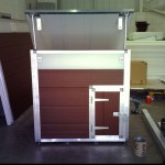 plastic outdoor storage units